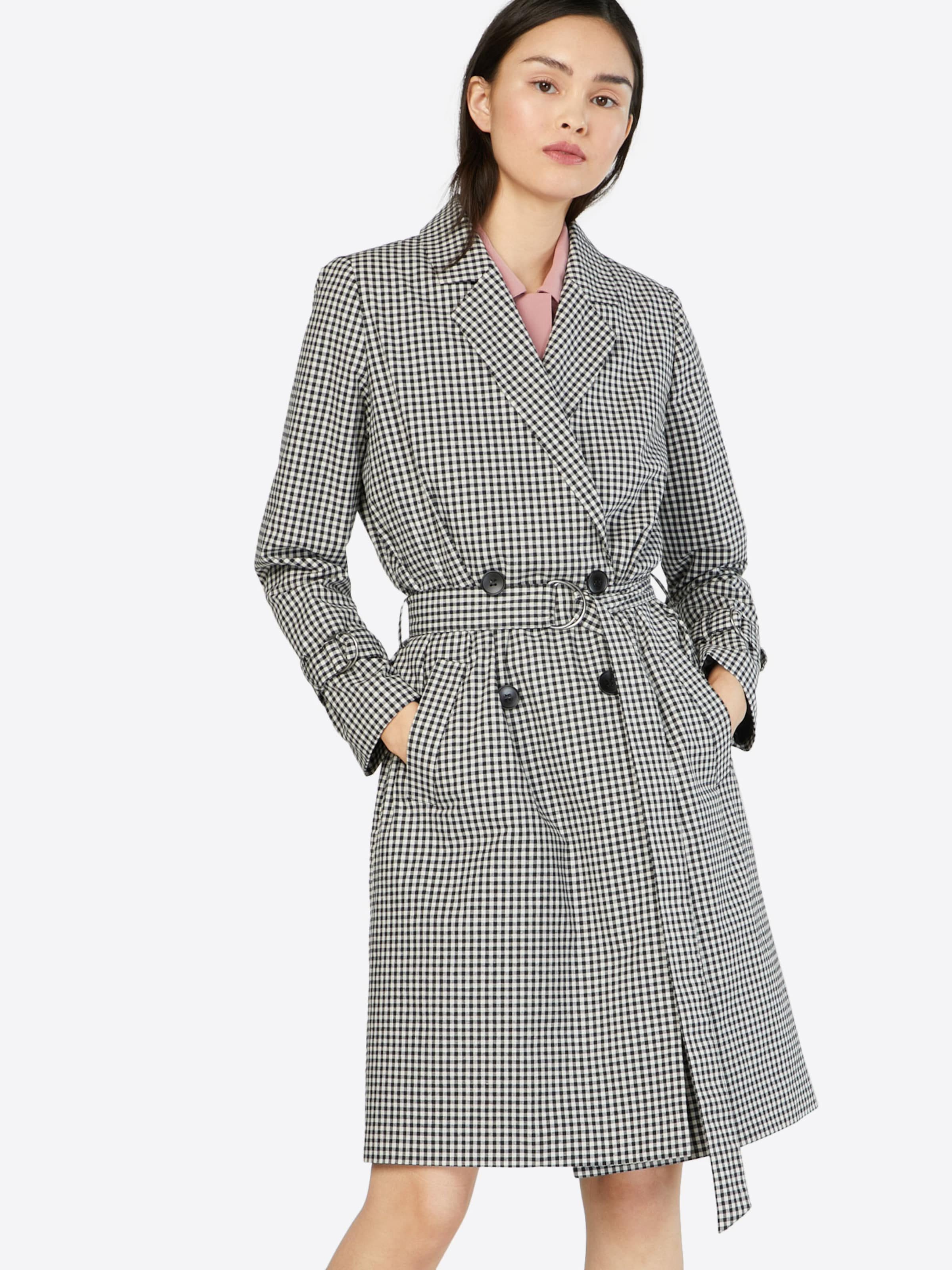 In Trenchcoat SchwarzWeiß 'zophie' Minimum 3lKFcT1J