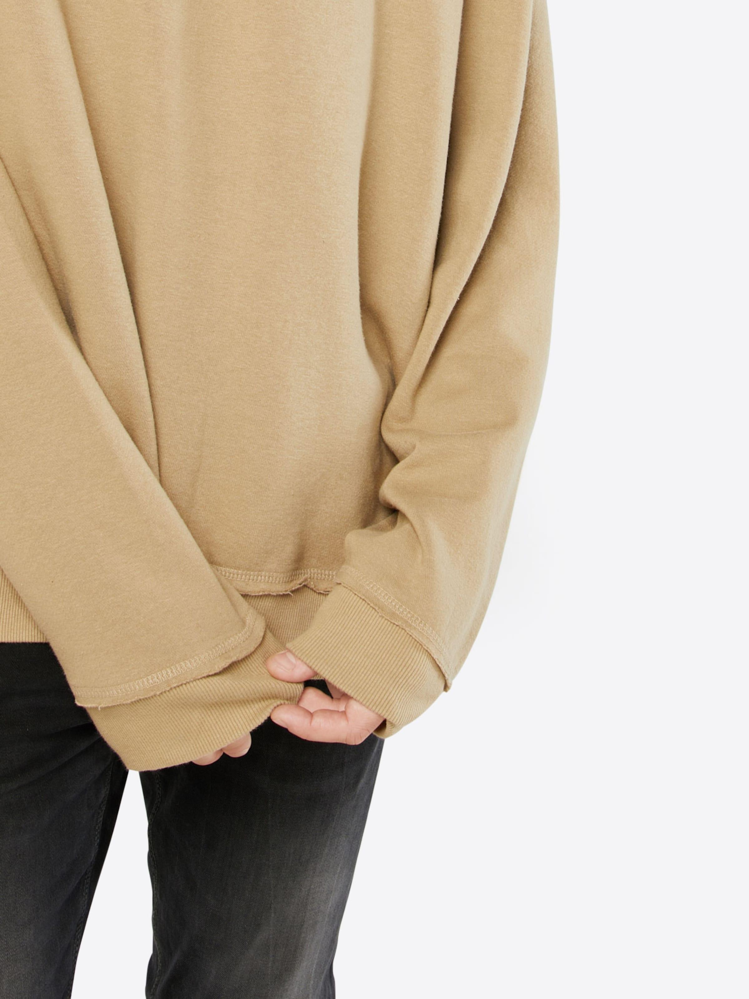 Angebote Online Urban Classics Oversize Pullover 'Open Edge Crew' Webseite Günstiger Preis Günstig Kaufen Niedrigen Preis Spielraum Store Billig Verkauf Visum Zahlung eknx4JfR