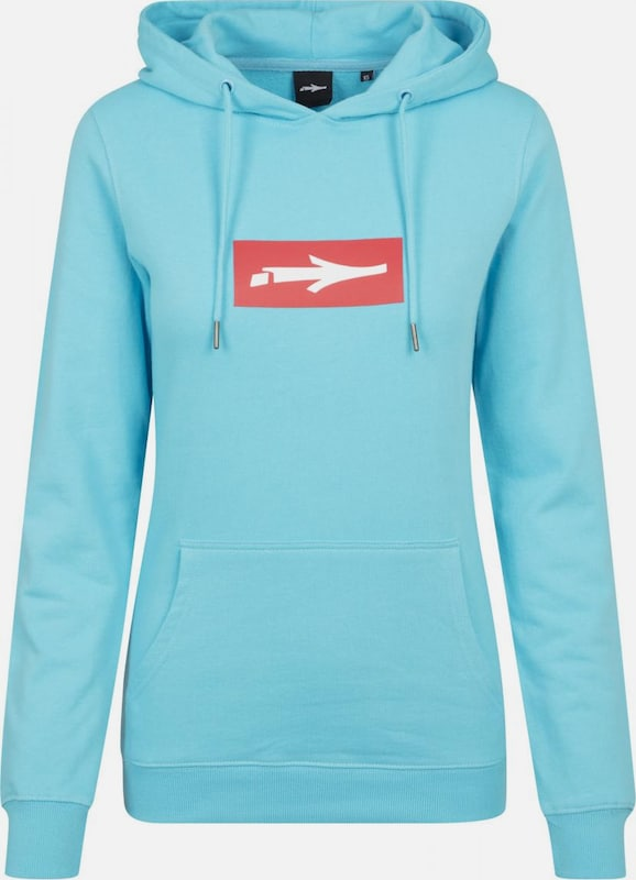 Illmatic Illmatic Illmatic Hoody in türkis  Mode neue Kleidung 2af409