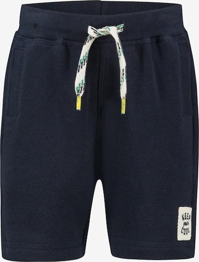 Noppies Shorts 'Midvale' in enzian / weiß: Frontalansicht
