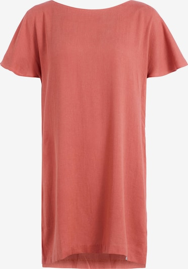 khujo Kleid ' AKAULA ' in rot, Produktansicht