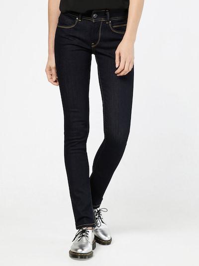 Pepe Jeans Jeans 'New Brooke' in de kleur Blauw, Modelweergave