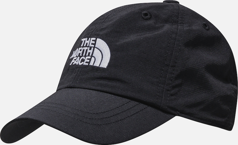 THE NORTH FACE Hoed 'Horizon' in de kleur Zwart / Wit, Productweergave