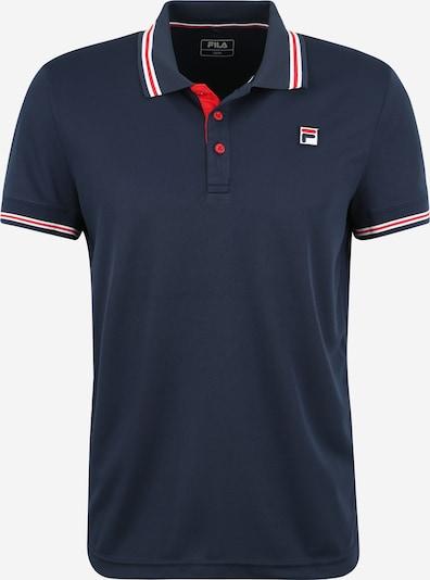FILA Poloshirt 'Piro' in blau, Produktansicht
