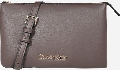 Calvin Klein Sac à bandoulière en marron, Vue avec produit
