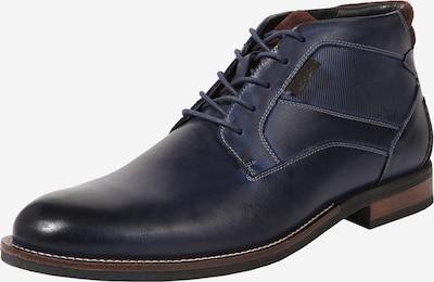 ABOUT YOU Chaussure à lacets 'Liam' en bleu marine, Vue avec produit