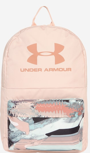UNDER ARMOUR Rucksack 'UA Loudon Backpack' in rosa, Produktansicht