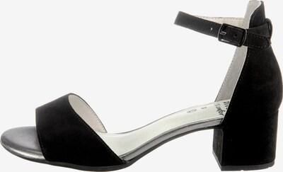 JANA Klassische Sandalen in schwarz, Produktansicht