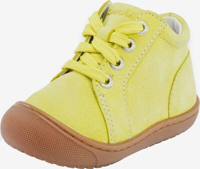 LURCHI Lauflernschuhe in gelb, Produktansicht
