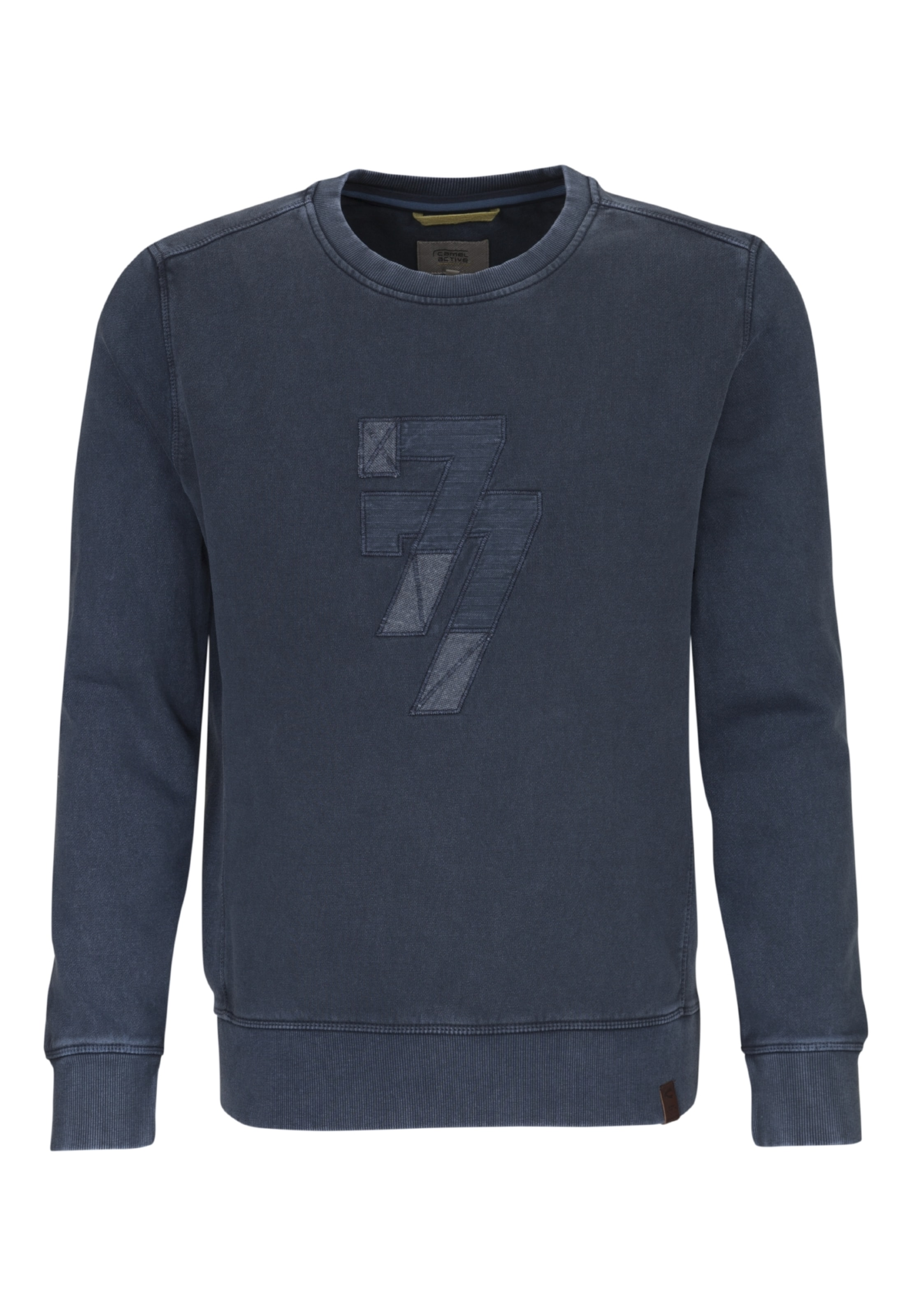 In Camel ' Active Sweat Dunkelblau shirts Kl1J3TcF