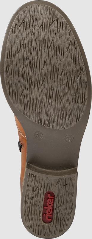 RIEKER Stiefel im Vintage-Look