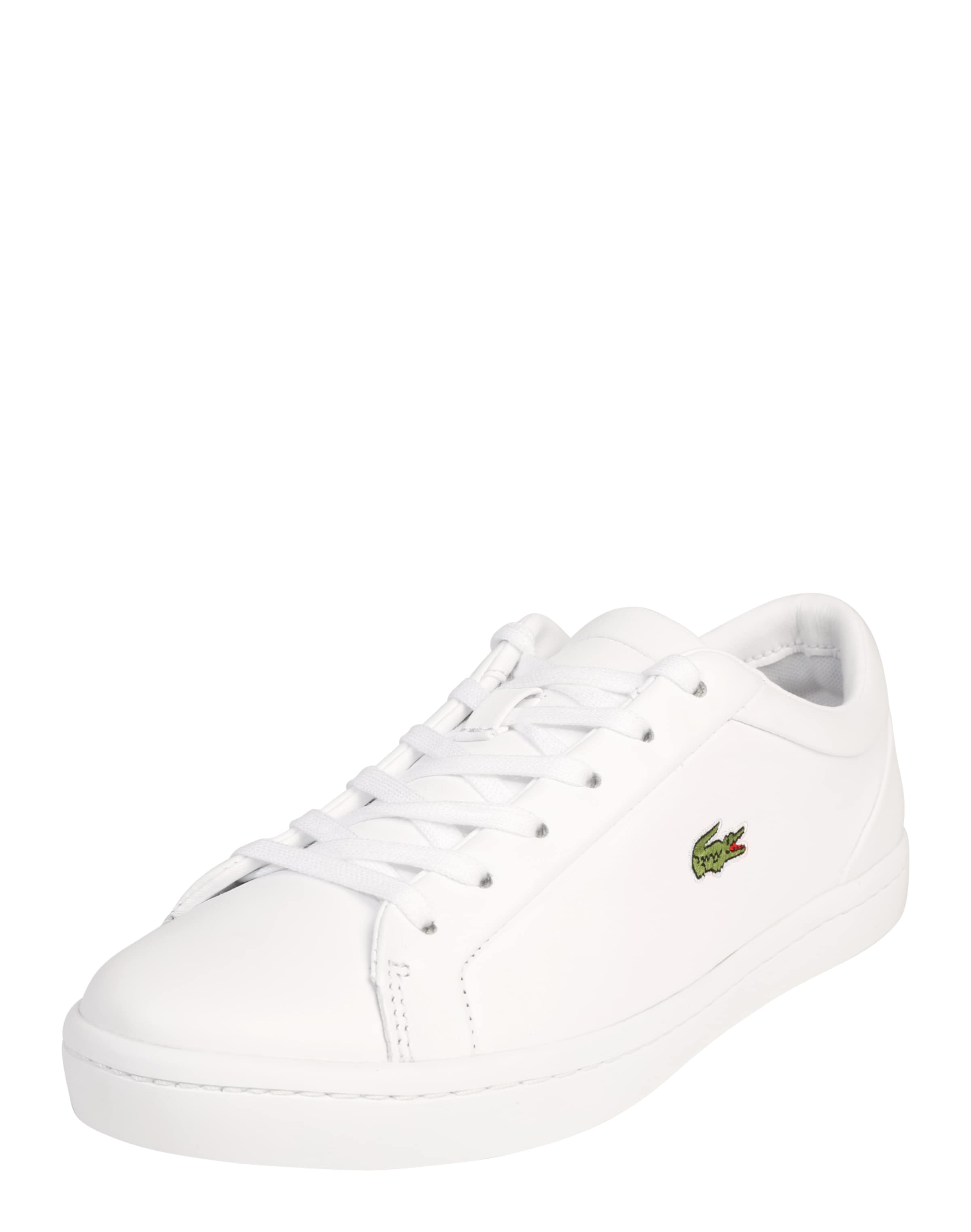LACOSTE Sneakers mit Logo-Stickerei Günstige und langlebige Schuhe