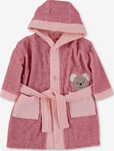 STERNTALER Peignoir 'Mabel' en taupe / rose / pitaya, Vue avec produit