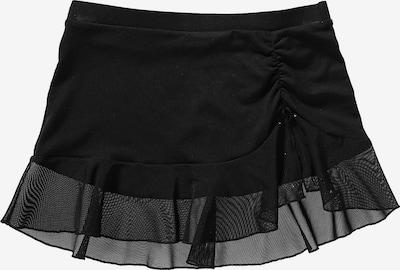 Mirella Ballettrock in schwarz, Produktansicht