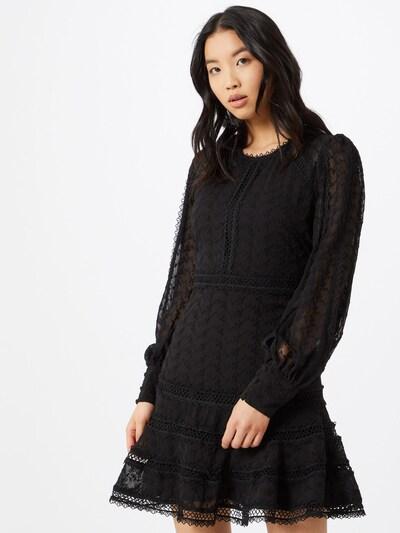 Bardot Kleid 'PRINNIE' in schwarz, Modelansicht
