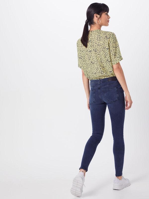 Jeans May 'eve' Blauw In Noisy Denim uOiPZXkT