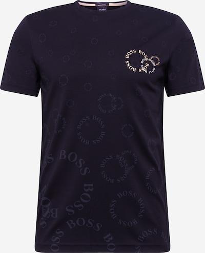 BOSS ATHLEISURE T-Krekls 'Tee 10' melns, Preces skats