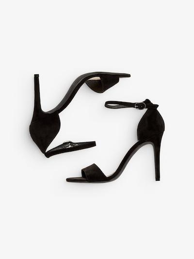 Bianco Sandalette in schwarz, Produktansicht