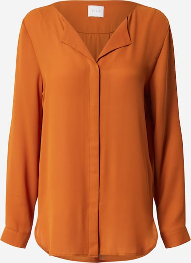 VILA Blouse in Dark orange, Item view