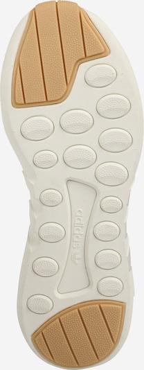 ADIDAS ORIGINALS Sneaker 'EQT Support ADV' in hellgrau / hellorange / weiß: Ansicht von unten