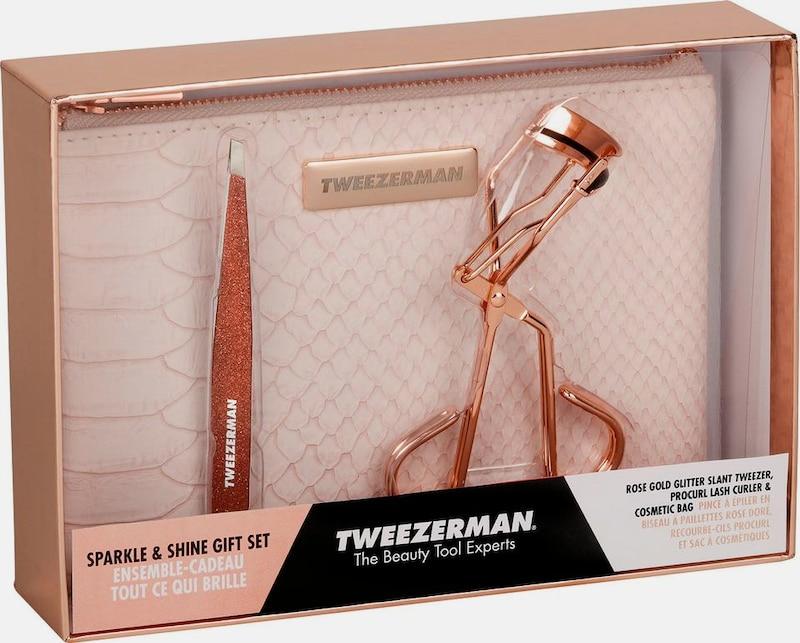 TWEEZERMAN 'SPARKLE & SHINE', Geschenkset