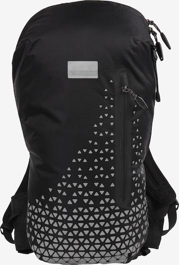 JACK WOLFSKIN Rucksack 'Nighthaw' in grau / schwarz, Produktansicht