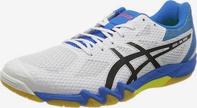 ASICS Sportschuh 'Gel-Blade 7' in himmelblau / schwarz / weiß, Produktansicht