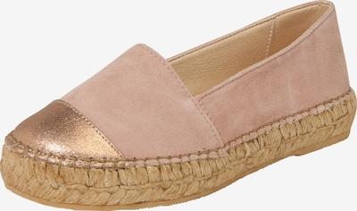 MACARENA Espadrilles 'Elisa 47' in sand / rosa, Produktansicht