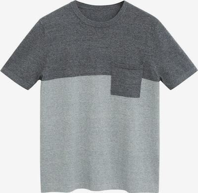 MANGO MAN Koszulka 'Jose' w kolorze jasnoszarym, Podgląd produktu