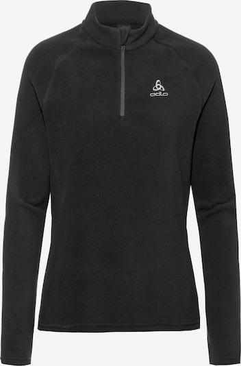 ODLO Fleecepullover 'Bernina' in schwarz, Produktansicht