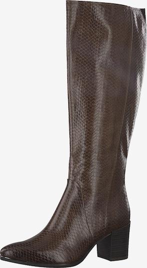 MARCO TOZZI Laarzen in de kleur Donkerbruin, Productweergave