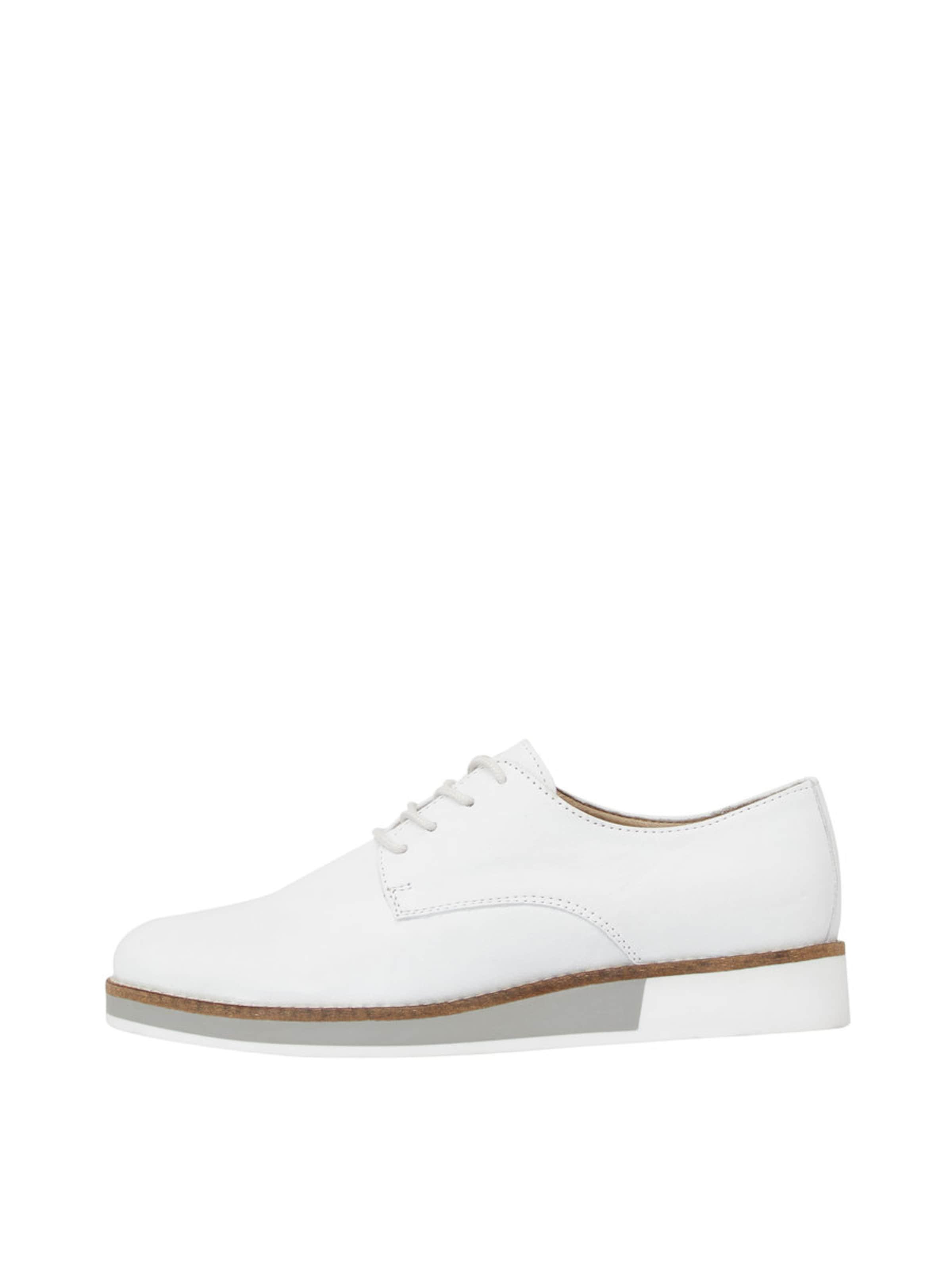 Bianco Zweiton Schnür Schuhe Verschleißfeste billige Schuhe