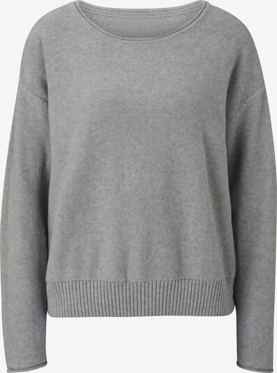heine Pullover in grau, Produktansicht