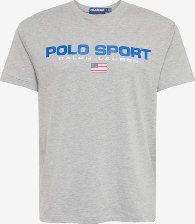 POLO RALPH LAUREN Shirt '26/1 JERSEY-SSL-TSH' in grau, Produktansicht