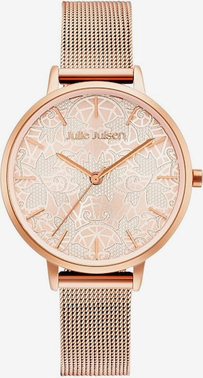 Julie Julsen Quarzuhr 'Arabesque' in rosegold, Produktansicht