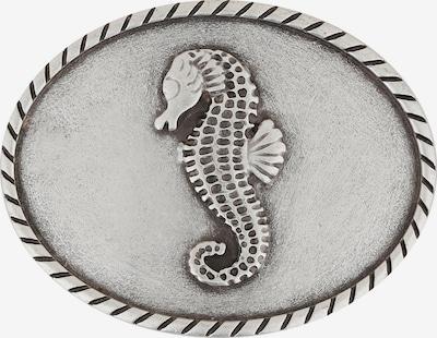 RETTUNGSRING by showroom 019° Schieße 'Seepferdchen' in silber, Produktansicht