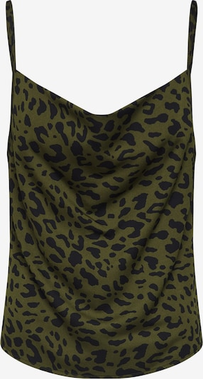 4th & Reckless Topp 'Beauty' khaki / must, Tootevaade