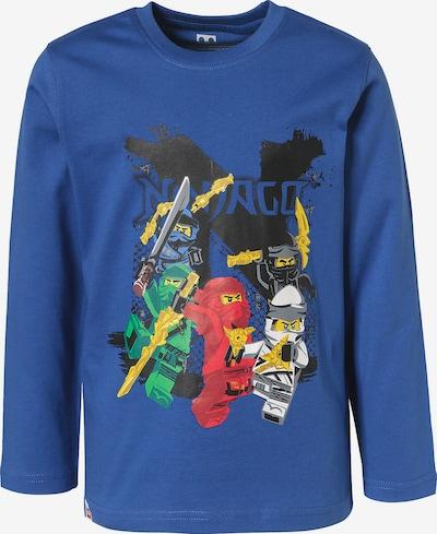 LEGO WEAR Shirt in blau / mischfarben, Produktansicht