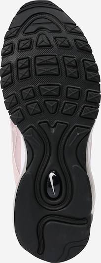 Nike Sportswear Sneaker 'Air Max 97' in pastellpink: Ansicht von unten