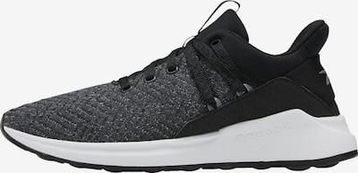 REEBOK Sneaker in dunkelgrau / schwarz / schwarzmeliert, Produktansicht