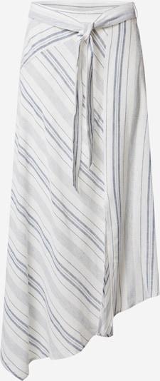 DKNY Spódnica w kolorze niebieski / białym oHJjL2SX