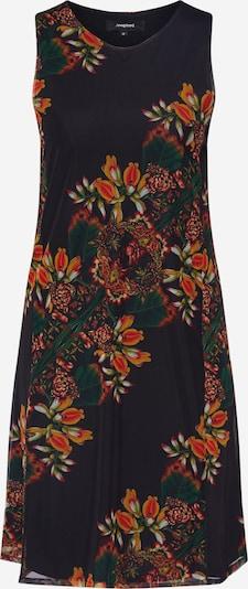 Desigual Kleid in mischfarben / schwarz, Produktansicht