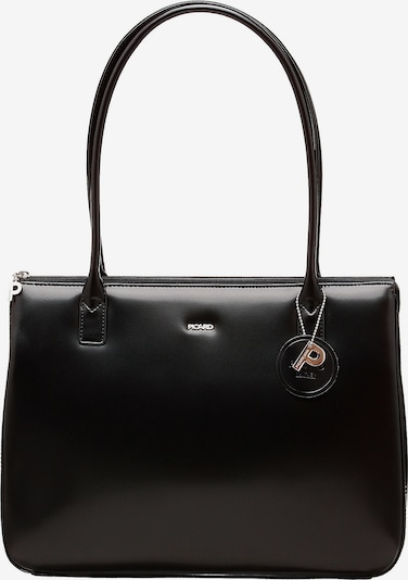 Picard Handtasche in schwarz, Produktansicht