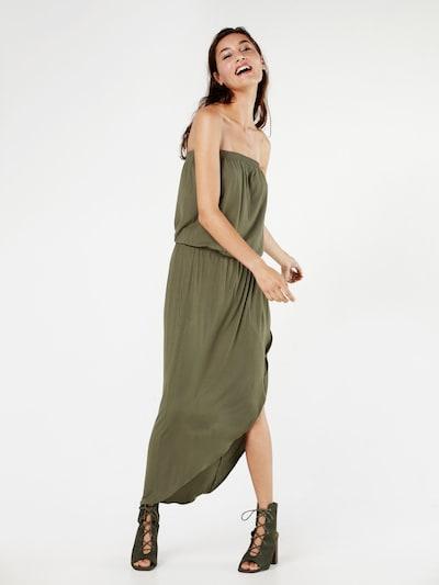 Urban Classics Kleid in oliv, Modelansicht