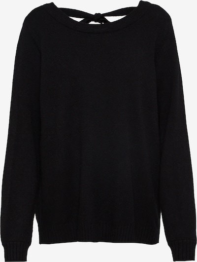 VILA Sweter w kolorze nakrapiany czarnym, Podgląd produktu