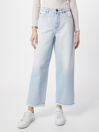Weekend Max Mara Jeans 'MANUELE' in blue denim, Modelansicht