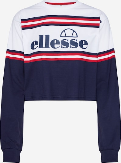 Pulover 'EGLI' ELLESSE pe navy / alb, Vizualizare produs