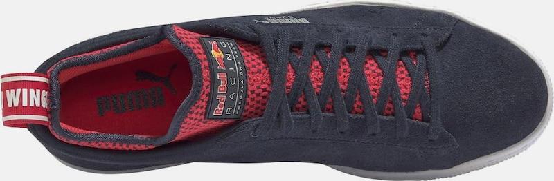 PUMA Sneaker 'Red Bull Racing Suede'