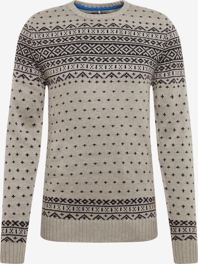 Megztinis iš BLEND , spalva - rausvai pilka: Vaizdas iš priekio