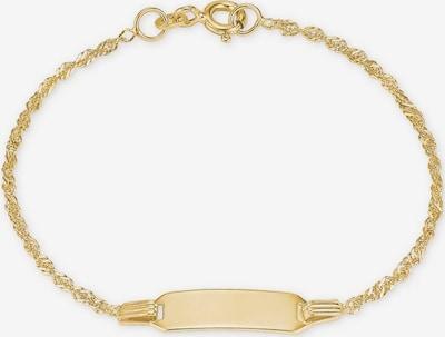 AMOR Armband in goldgelb, Produktansicht